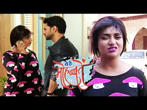 Xxx Mp4 Shanaya Amp ACP Abhishek 39 S BIG FIGHT Yeh Hai Mohabbatein 17 March 2016 Episode 3gp Sex