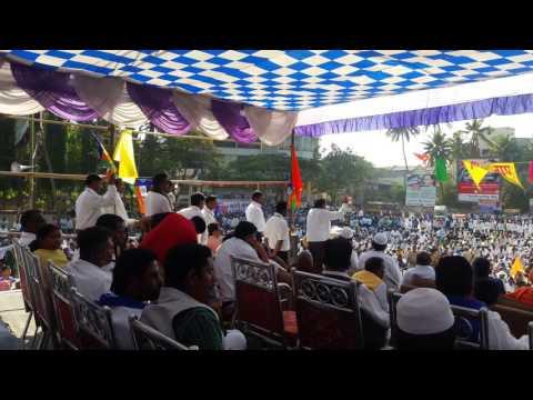 Bahujan Kranti Morcha , Sangli, Maharashtra,  Part 04.
