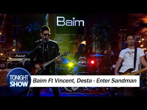 Jamming Baim Ft Vincent Desta Enter Sandman
