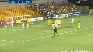 ملخص مباراة الشباب 1-1 كاشيوا ريسول دوري أبطال آسيا 2013