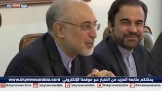 طهران تلوح باستئناف برنامجها النووي حال إلغاء ترامب الاتفاق معها