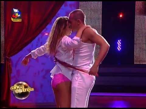 Dança com as Estrelas 6ª Gala Pedro Teixeira Kizomba