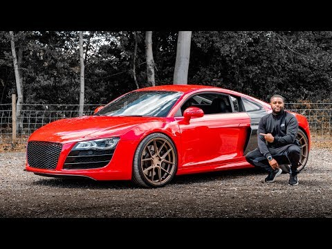 CHRIS S 620BHP STRAIGHT PIPED V10 AUDI R8 UNLEASHED