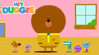 The Hair Badge - Hey Duggee Series 1 - Hey Duggee