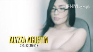 Alyzza Agustin - FHM 100% Hottie October 2012