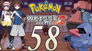 Let's Play Pokémon Weiß 2 - Part 58: Gruseliges Bizarro-Haus