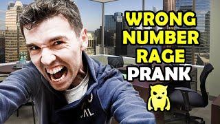 Wrong Number Rage Prank - Ownage Pranks