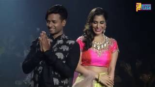 Sophie Choudry Dazzles The Ramp For Arvind Ampula Coture - Lakme Fashion Week 2018