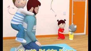CLIP (NO MUSIC) - La prière pour les petits