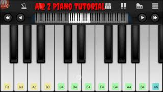 Ami banglay gan gai mobile piano play with crazy people don't miss this