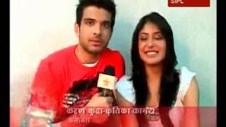 Arjun Punj and Arohi Sharma in a new avatar
