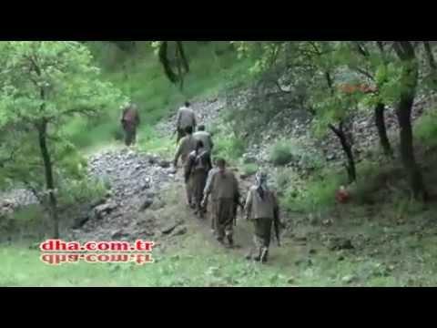 PKK Tunceli Aliboğazı Vadisi'nde yol kesti