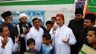 Speech nohay khan mir saber ali zawar protests jannatul baqi