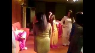 HOT pakistani girls Papi chulo song  dance