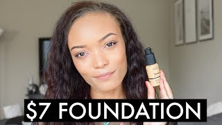 The Ordinary Colours Serum Foundation First Impressions | Alicia Fuller