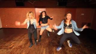 Lose My Breath- Jasmine Rafael Choreography