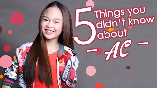 5 things you don't know about AC Bonifacio