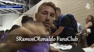 Sergio Ramos - ❤ Amazing Moments ❤