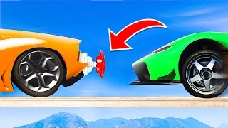 TOUCH MY CAR AND YOU BLOW UP! (GTA 5 Funny Moments)