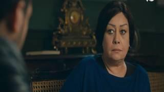 مسلسل كلبش - اقوي قصف جبهة من والدة سلمي الانصاري لخطيب بنتها لما فسخ خطوبتهم
