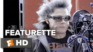 X-Men: Apocalypse Featurette - The Extraction (2016) - Evan Peters, James McAvoy Movie HD