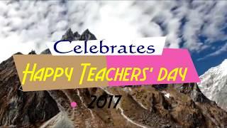 TEACHERS' DAY 2017 CELEBRATION OF GODWIN HR. SEC. SCHOOL CHUMUKEDIMA,