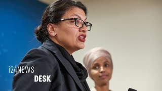 Reps. Omar & Tlaib Slam Israel in Joint Press Conference