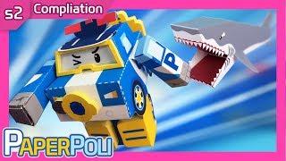 #S2 The Best Episode Compilation! | Paper POLI [PETOZ] | Robocar Poli Special