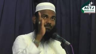 அலப்போ முஸ்லிம்களும் இன்றைய நிலையும்  Jummah ACTJ Masjidh 31/12/2016