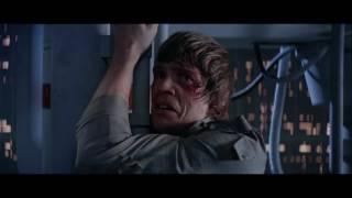 Star Wars V A Birodalom Visszavág Darth Vader vs Luke ( 1995-ös szinkron)