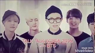 Talk Talk Korea 2016