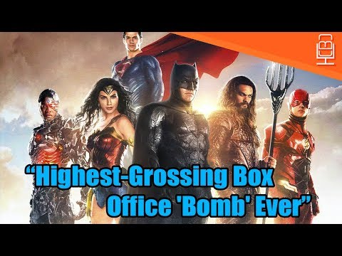 Xxx Mp4 Justice League Is The Highest Grossing Box Office Bomb Ever Says Forbes 3gp Sex