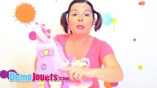 (JOUET) Little Love - Poussette Interactive 3 en 1- Vtech - Démo Jouets