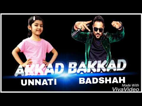 Xxx Mp4 Akkad Bakkad Ft Badshah Unnati Cover By Skyrise Dance Academy 3gp Sex