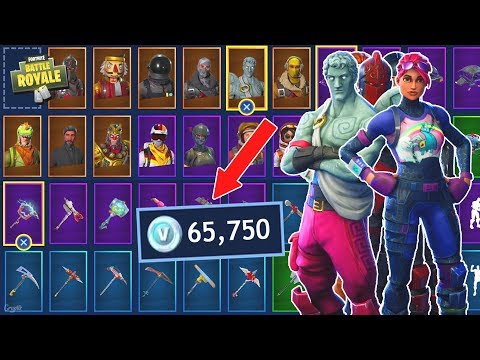 Xxx Mp4 The Most Expensive Fortnite Locker Over 600 Spent On Fortnite Battle Royale 3gp Sex