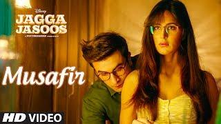 Jagga Jasoos: Musafir Video Song | Ranbir Kapoor, Katrina Kaif | Pritam
