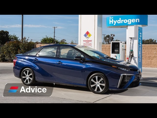 Hydrogen cars – everything you need to know
