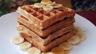 أسهل وصفة لتحضير كوفر (les goufres)😱 مقرمش وتيشهي للفطور او للكوتي 😉👌
