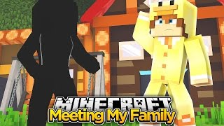 Minecraft Into The Future - MEETING BABY DUCKS FUTURE WIFE - Baby Duck Adventures