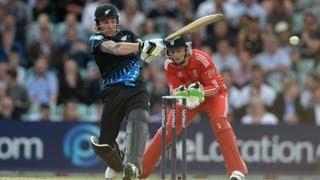 New Zealand innings highlights v England - 1st NatWest International T20 at Kia Oval
