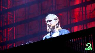david guetta  sweat  snoop dogg   live conciert valencia agora  f1 rocks 2011