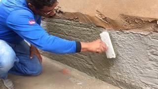 Umidade subindo em sua parede ? Resolva este problema!