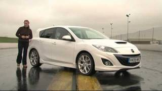 Fifth Gear: Web TV - Mazda3 MPS