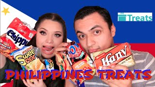 Mexicans Try Phillipines Candy