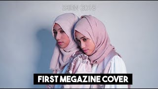 First Time Magazine Cover - Vlog I @Shireeenz