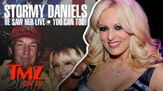 Stormy Daniels is Gonna Make America Horny Again | TMZ TV