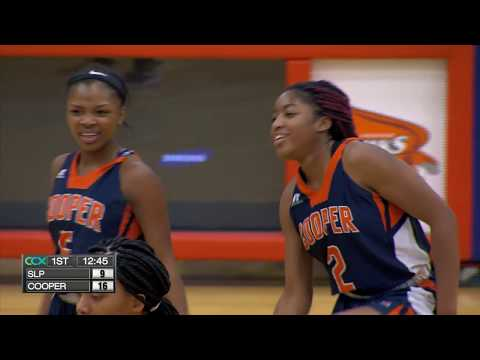 St. Louis Park vs. Cooper Girls High School Basketball