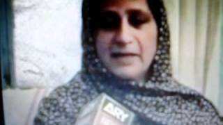 Sialkot  Pakistan;  Two Brothers  Killed  in  Police 's Presence--Their  mother  Speaks!!!!!!!!!!