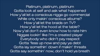 Future - Mask Off Remix ft. Kendrick Lamar (Lyrics)