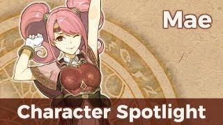 Fire Emblem Character Spotlight; Mae
